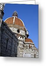 Basilica Di Santa Maria Del Fiore  Greeting Card