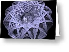 Basket Of Hyperbolae 01 Greeting Card