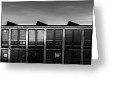 Bates Mill N5 South Greeting Card
