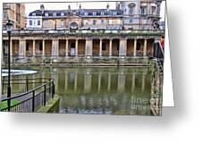 Bath Markets 8504 Greeting Card