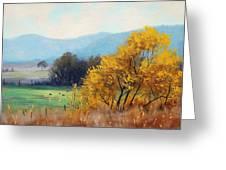 Bathurst Landscape Greeting Card