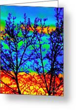 Batik By Design Greeting Card