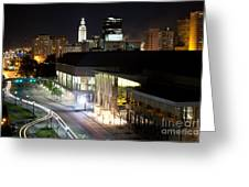 Baton Rouge River Center Greeting Card
