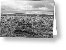 Battle Of Culloden Greeting Card