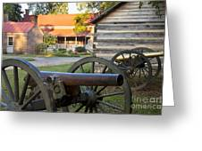 Battle Of Franklin Greeting Card