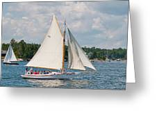 Bay Lady 1270 Greeting Card