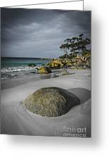 Bay Of Fires 2 Greeting Card