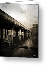 Bay View Bridge Greeting Card