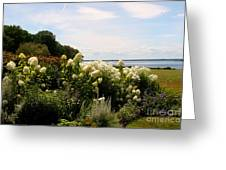 Bay View Bristol Rhode Island Greeting Card
