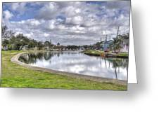 Bayou St. John Greeting Card