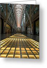 Bce Place Greeting Card