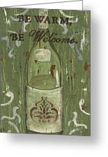 Be Our Guest Greeting Card