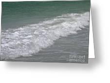 Beach 7 Greeting Card