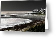 Beach Comber Greeting Card