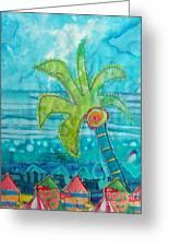 Beach Fest Greeting Card