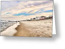 Beach Haven Greeting Card