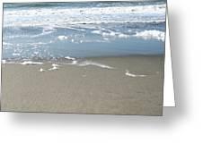 Beach Love Greeting Card