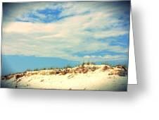 Beach Sky Greeting Card