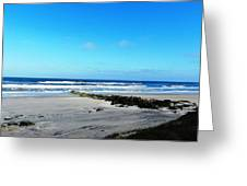 Beaches Greeting Card