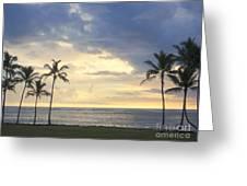 Beachwalk Series - No 18 Greeting Card
