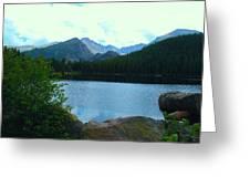 Bear Lake - Colorado Greeting Card