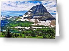 Bearhat Mountain Greeting Card