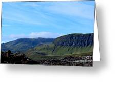 Bearreraig Bay In Scotland Greeting Card