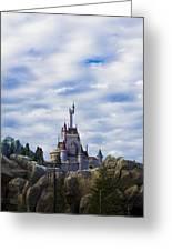 Beast Castle Greeting Card