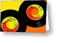 Beatles 50th Anniversary Greeting Card