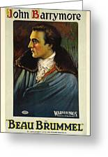 Beau Brummel  Greeting Card