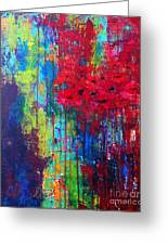 Beautiful Abstraction Greeting Card