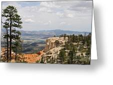 Beautiful Bryce Canyon Greeting Card