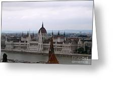 Beautiful Budapest Greeting Card