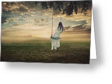 Beautiful Dawn Greeting Card