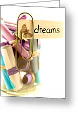 Beautiful Dreams Greeting Card
