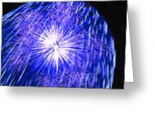 Beautiful Fireworks 11 Greeting Card