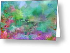 Beautiful Giverny Greeting Card