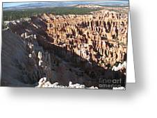 Cedar Breaks - Beautiful Nature Greeting Card