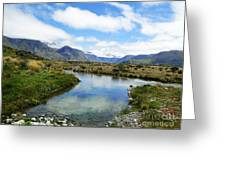 Beautiful New Zealand Greeting Card