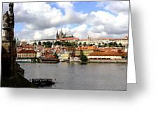 Beautiful Prague Greeting Card