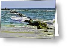 Beautiful Sea Greeting Card