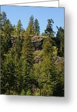 Beautiful Spring Day In Spokane Greeting Card