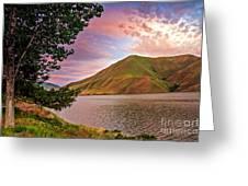 Beautiful Sunrise Greeting Card