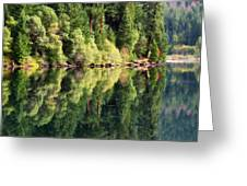 Beautiful Water Greeting Card