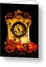 Beauty And Time Greeting Card