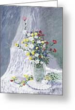 Beauty Is Within Greeting Card by Leo Gehrtz