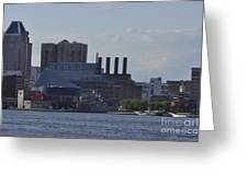 Beauty Of Baltimore Greeting Card
