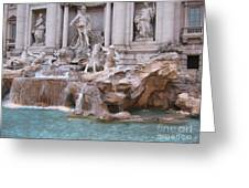 Beauty Of Rome Greeting Card