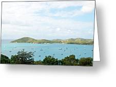 Beauty Of St Thomas Greeting Card