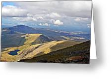 Beauty Of Wales Greeting Card